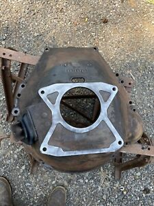 Ford Bellhousing 429 460 351m 400 W Spacer Pivot Bracket And Fork D7ta7505 Ad