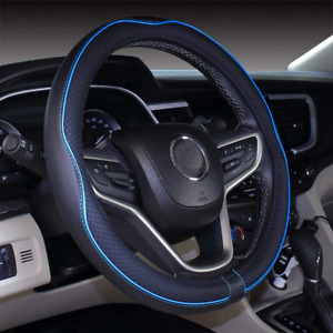 19 Inch Steering Wheel Cover For Big Trucks 18 3 18 7 Black Blue