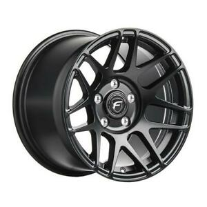 Forgestar Wheels Usa F14d1750cab 17x5 F14 Drag Offset 26 5x4 75 Matte Black