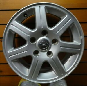 Chrysler Town And Country 2008 2010 Oem Wheel 16x6 5 Rim 16 Silver 2400