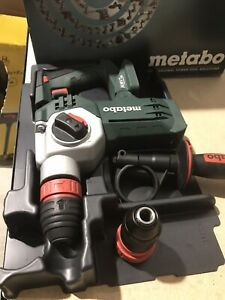 Metabo 600211890 18 volt 1 inch Sds plus Rotary Hammer Bare Tool