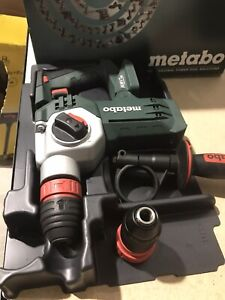 New Metabo 600211890 18 volt 1 inch Sds plus Rotary Hammer Bare Tool