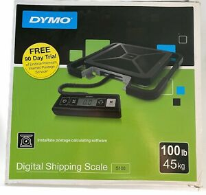 Dymo S100 Digital Usb Shipping Scale 100 Lb Maximum Weight Capacity See Descript