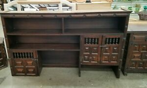 Vintage 1970 S Hutch Two Pieces Local Pickup Only