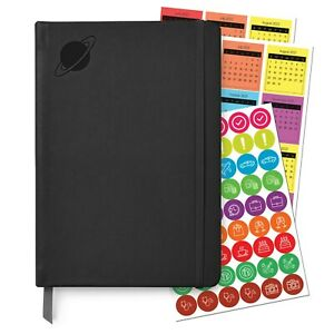 Undated Planner 2021 Monthly Daily Goals And Priorities