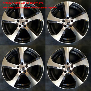 4pcs New 18 Wheel For Vw Golf Gti 2014 2020 Oem Quality Factory Alloy Rim 69980