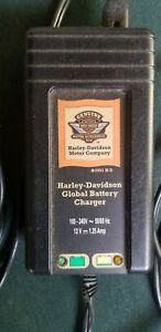 Harley Davidson Global Battery Charger Tender 022 0139 Hd Motorcycle 12 Volt