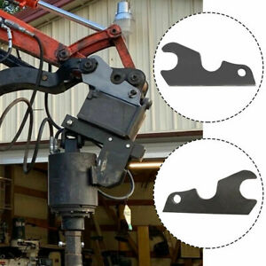Excavator Quick Mount Attach Bucket Ears Fit For Kubota Kx040 Kx71 Kx91 Kx121 U3