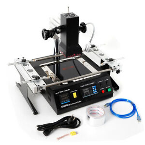 Ir6500 Infrared Bga Rework Station For Motherboards Micro Soldering Machine Usa