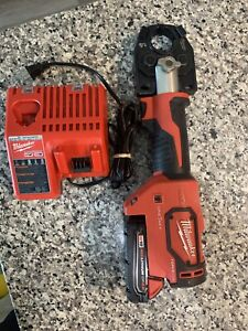 Milwaukee 2679 20 M18 Crimper With Battery And Charger Excellent Condition