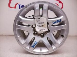Wheel 17x7 1 2 Alloy Polished Fits 03 07 Sequoia 121860