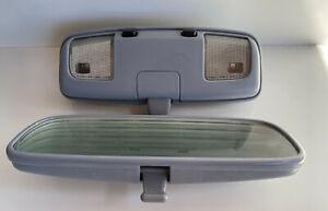 95 00 Toyota 4runner Rear View Mirror Map Light Moon Mist Oem
