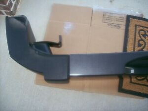Jeep Jk Wrangler Oem Rear Bumper With Gray Applique 1bd22rxfad