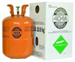Brand New Pallet Of R404a Refrigerant 40 X 24lb Cylinders Free Freight