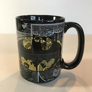 Batman Coffee Mug Cup DC Comics Zak! Designs