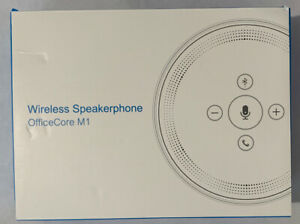 Emeet M1 Black Conference Speakerphone Bluetooth Business Conference Phone 360