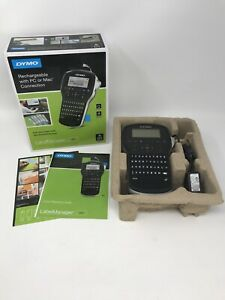 New Dymo Labelmanager 280 Label Maker Printer Rechargeable open Box