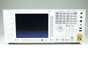 Keysight Used N9020a Mxa Signal Analyzer 10 Hz 26 5 Ghz agilent windows7