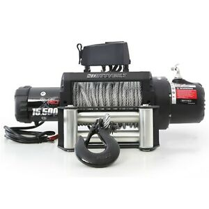 Smittybilt 97415 in Stock Xrc 15 5k Gen2 Winch W 93 5 Steel Cable