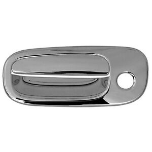 Chrome Door Handle Covers For 2006 2010 Dodge Charger