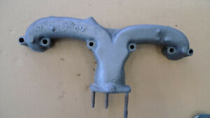 Corvette Right Side 2 5 Inch Exhaust Manifold Believed To Be For 64 Through 66