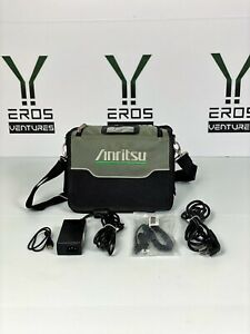 Anritsu Site Master S331e Cable Antenna Analyzer S331e With Options 10 19 21