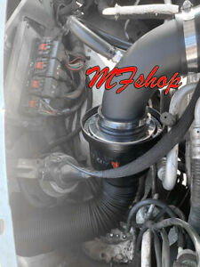 Airx Racing 3 Heat Shield Cold Air Filter Enclosed Intake Hose For Pt Cruiser