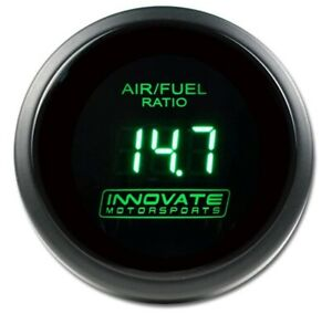 Innovate Lc2 Wideband Db 52mm Gauge Kit O2 Sensor Lc 2 Green Display