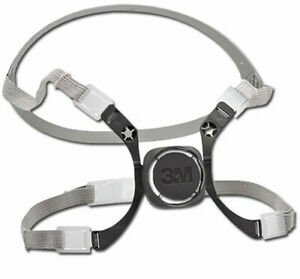 For 3m Head Harness Assembly 6281 Strap Respiratory Replacement 6100 6200 6300