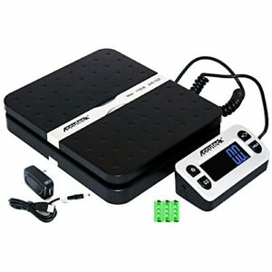 Accuteck Shippro 110lbs X 0 1 Oz Digital Shipping Postal Scale Black
