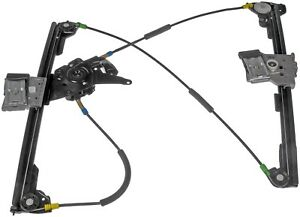 Window Regulator Front Left Dorman 749 470 Fits 95 02 Vw Cabrio