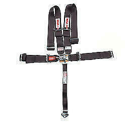 Simpson Safety 5 Pt Harness System Ll Wrap Ind 55in 29064bk
