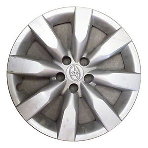 Remanufactured Factory Original 16 8 Spoke Hubcap Wheel Cover For Toyota 61172