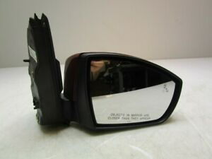 2013 2016 Ford Escape Rh Passenger Power Heated Memory Door Mirror Oem