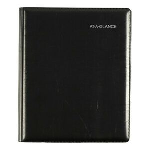 At a glance Dayminder Executive Refillable Planner 7 X 8 3 4 2021 G54500