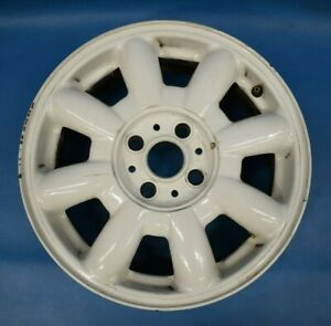 Mini Cooper 2002 2009 Used Oem Wheel 15x5 5 Factory 15 Rim White
