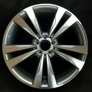 New 19 Rear Wheel For 14 20 Mercedes Benz S Class Oem Quality Alloy Rim 85351