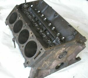1974 Ford 390 2v Good Bare Engine Block