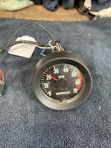 1967 Chevelle Ss Tachometer Blinker Tach El Camino Very Clean Ss396