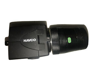 Navco 4850 Digital Ccd Cctv Security Color Camera Lence