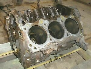 Gm Buick 3 3l 3300 Chevy Pontiac V6 Good Used Engine Block Cylinders