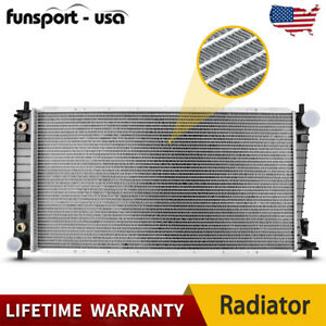 Radiator For 2004 2008 Ford F150 Expedition Lincoln Navigator Mark Lt V8 4 6 5 4