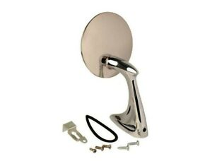 Chrome Outside Rearview Mirror 1949 1950 1951 Ford Car