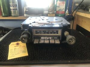 1980 Oldsmobile Cutlass Am Fm Stereo 8 Track Tape With Knobs