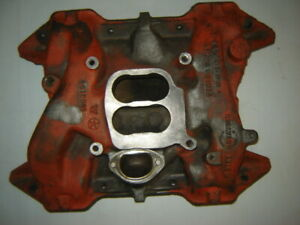 Mopar Plymouth Dodge 1971 440 4 Bbl Intake Manifold 3512501 Charger Super Bee