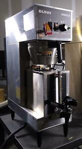 Bunn 23050 0011 Commercial Coffee Maker Single Brewer 120 240v 4300w Working