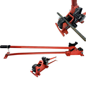 Bm Brand Rebar Bender And Cutter Manual 5 8 Capacity