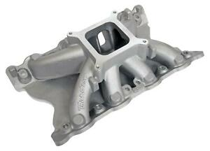 Trick Flow Fits Ford 351c Intake 4bbl Manifold 4150 Flange Tfs 51600111