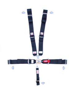 Simpson Safety 5 Pt Sport Harness Systm Ll P D B I Ind 55in 29043bk