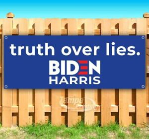 Biden Harris 2020 Advertising Vinyl Banner Flag Sign Usa Joe Kamala Election